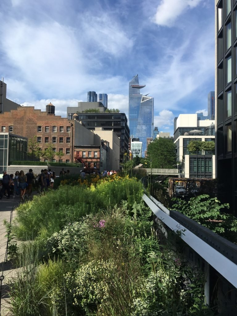 New York verte : la High Line