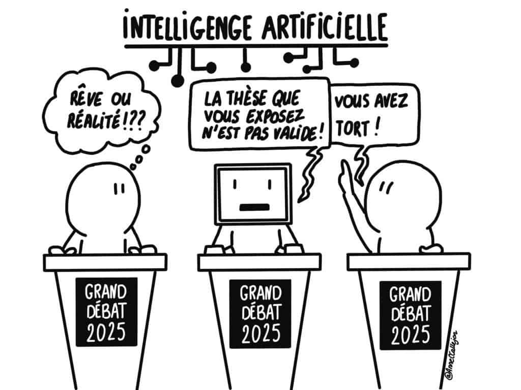 Etonnante année 2019 : intelligence artificielle