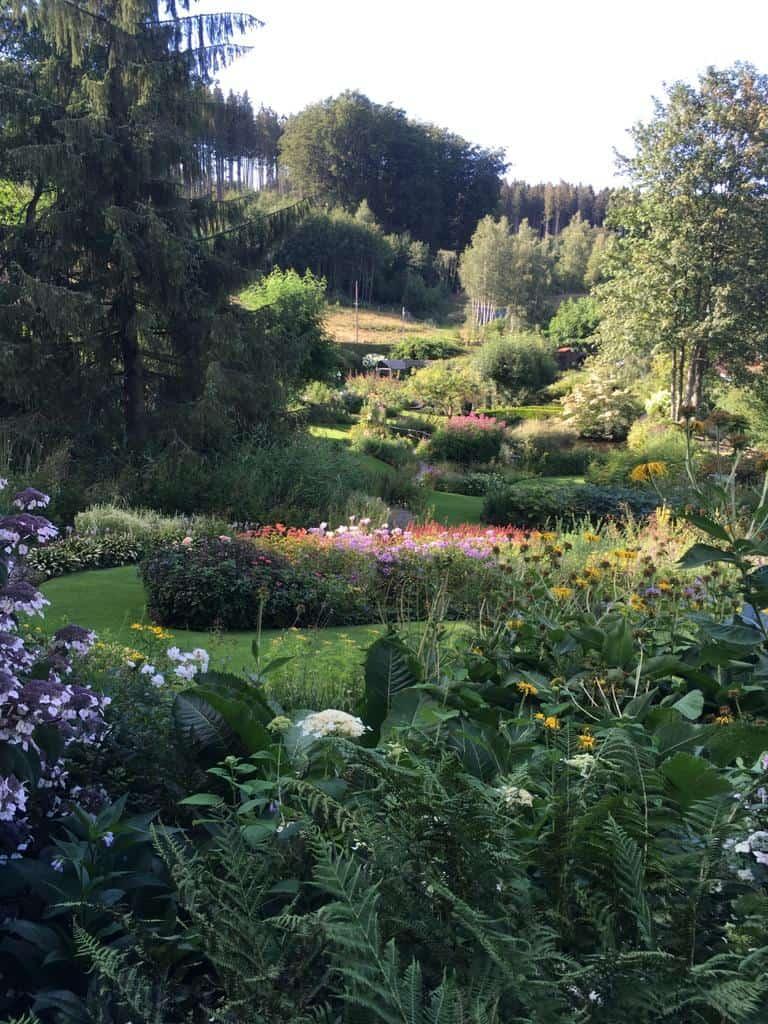 jardin Berchigranges