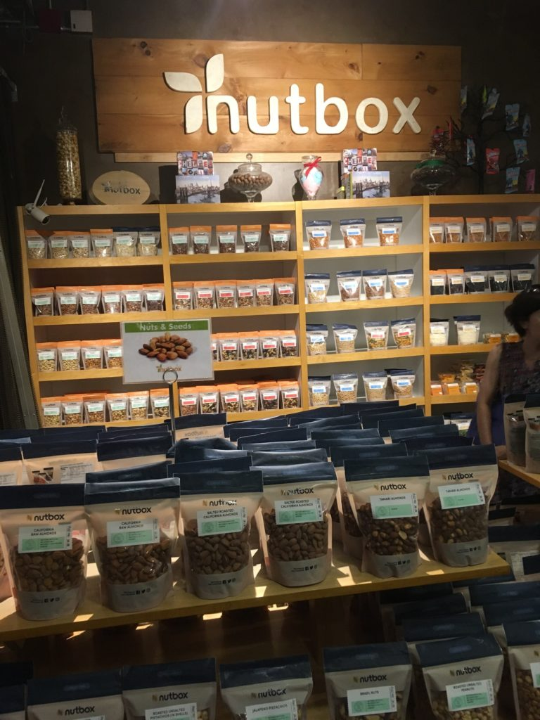New York magasin Nutbox