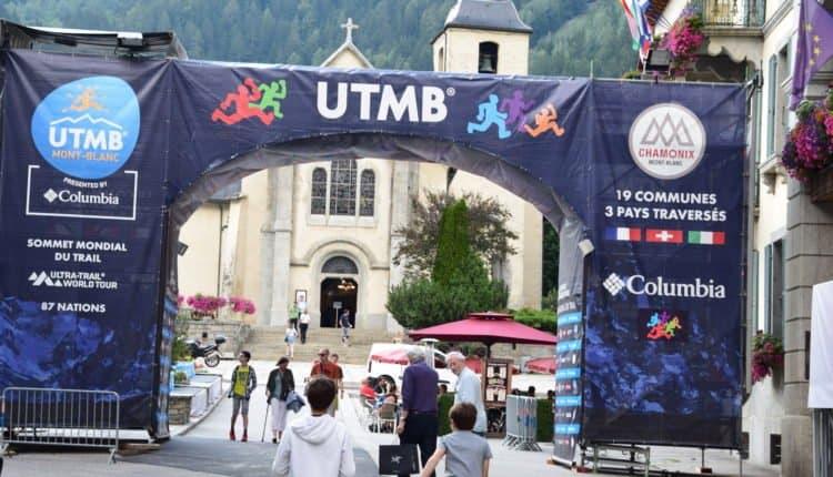 UTMB arrivée (photo Jules Gaîté)