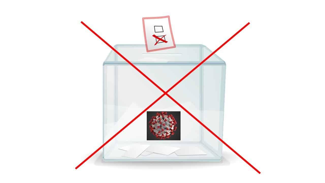 élections coronavirus
