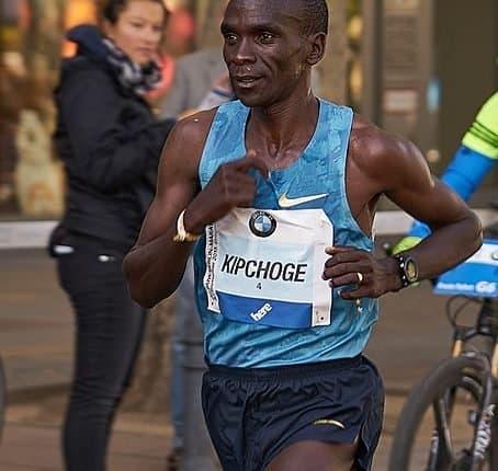 Eliud Kipchoge record marathon Berlin