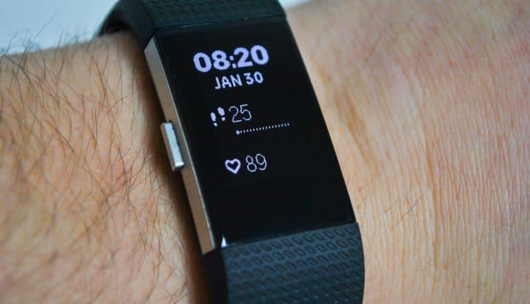Montre connectée santé Fitbit