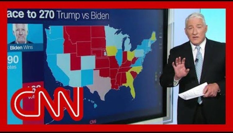 John King CNN élections américaines