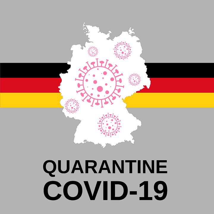 confinement Allemagne