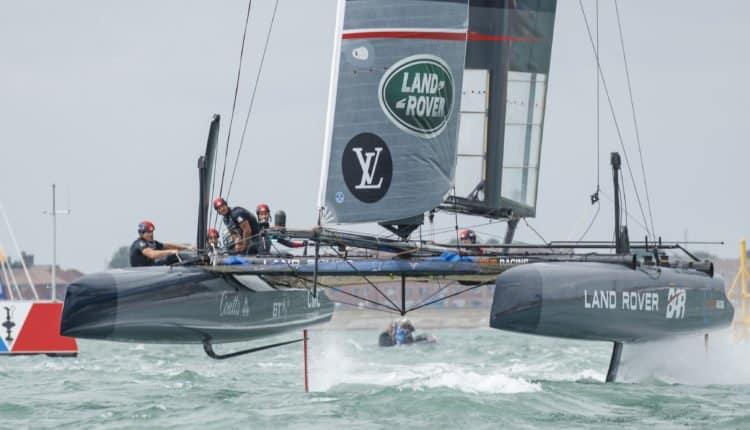 bateaux volants foil