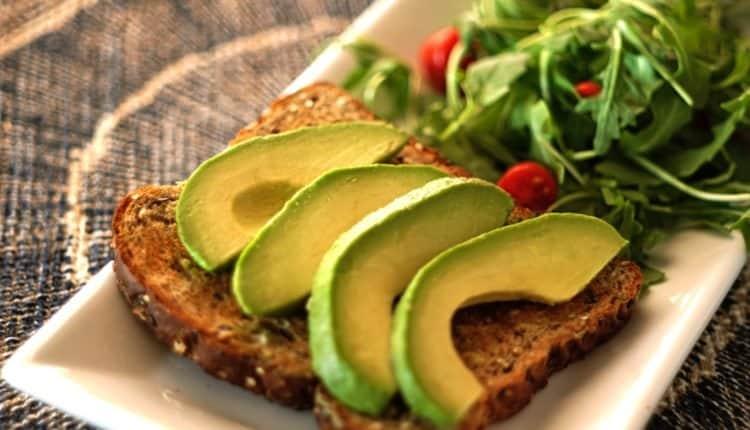 consommation avocat avocado toast