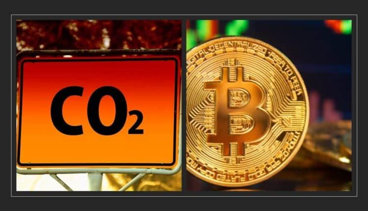 bitcoin empreinte carbone
