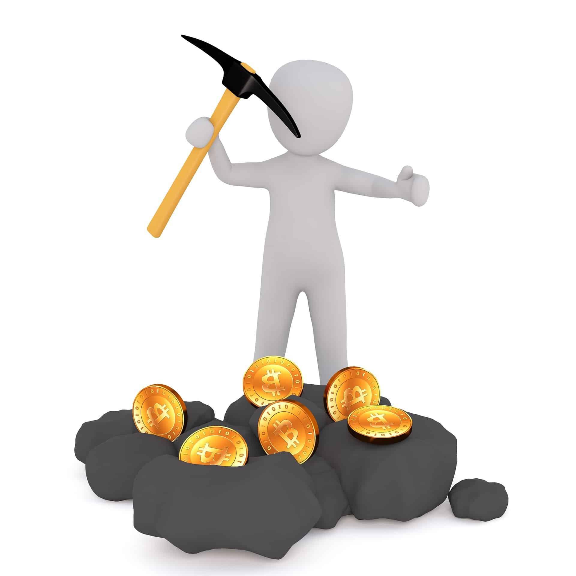 mineur bitcoin empreinte carbone