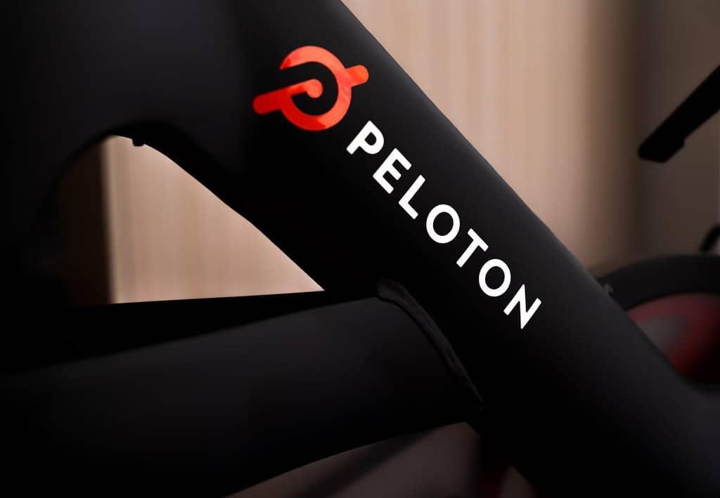 cadre vélo Peloton